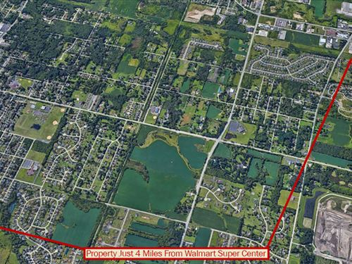 Great Land Deal Near Lake Michigan : Winthrop Harbor : Lake County : Illinois