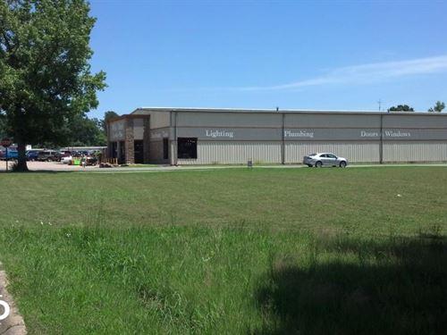 Large Downtown Commercial Lot 800 : Jacksonville : Pulaski County : Arkansas