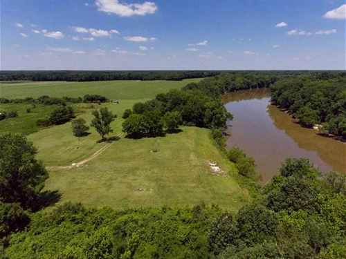 1.37 Acres of Riverfront Residenti : Scotland Neck : Halifax County : North Carolina