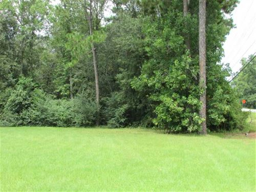 1.89 Acre Mobile Home Lot in Sylve : Sylvester : Worth County : Georgia