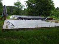 Lake Country Buildable Lot : Packwaukee : Marquette County : Wisconsin