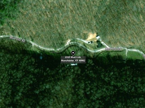 .62 Acres In Manchester, KY : Manchester : Clay County : Kentucky