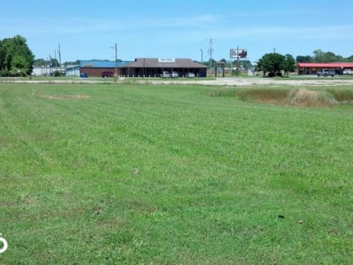 James St School Dr Commercial Lot : Jacksonville : Pulaski County : Arkansas