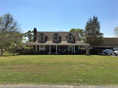 Beautifully Landscaped 3.41 Acres : Saucier : Harrison County : Mississippi