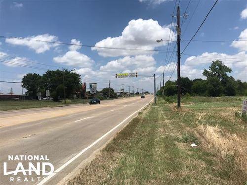 Cedar Creek Lake Commercial Tract : Gun Barrel City : Henderson County : Texas