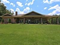 Gorgeous Convenient 11 Ac & Home : Trussville : Saint Clair County : Alabama