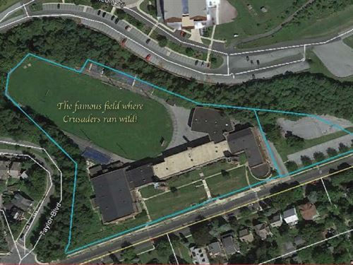 8.1 Acre Redevelopment Opportunity : Harrisburg : Dauphin County : Pennsylvania