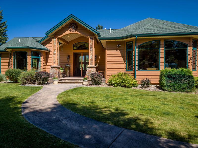 Many Lakes Privacy : Kalispell : Flathead County : Montana