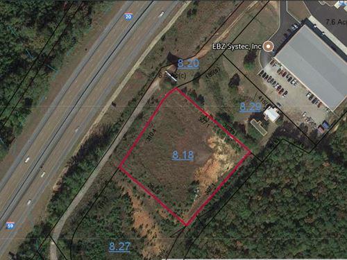 McCalla Industrial Site I-59 : McCalla : Tuscaloosa County : Alabama
