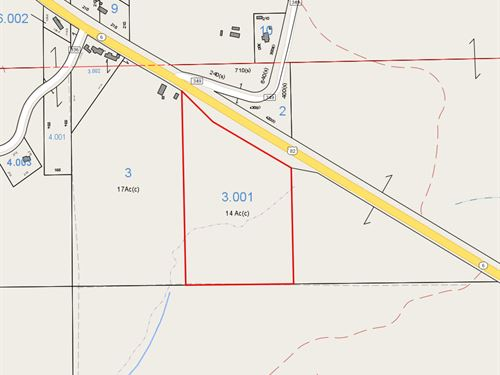 Maplesville Hwy, 82 Tract : Maplesville : Chilton County : Alabama