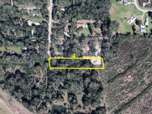 1 Ac Residential Lot In Montgomery : Conroe : Montgomery County : Texas