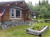 2 Charming Secluded Renovated Cabi : Soldotna : Kenai Peninsula Borough : Alaska