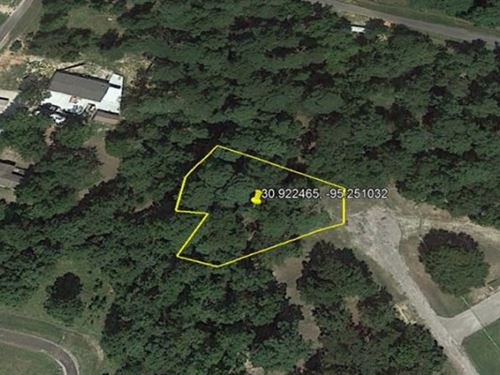 Large Lot In Harbor Point - Trinity : Trinity : Texas