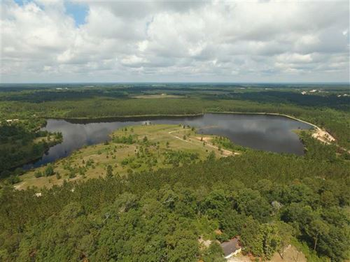 Piney Bluff Lakefront Lot 3 : Baxley : Appling County : Georgia