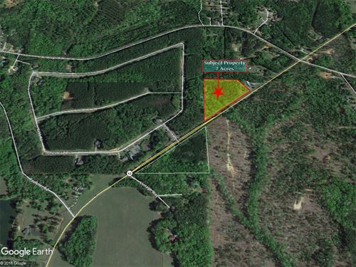 Monroe County Residential Land Lot : Forsyth : Monroe County : Georgia