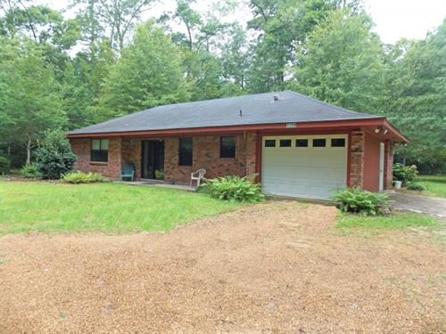 1058 Dogwood Lane : McComb : Pike County : Mississippi