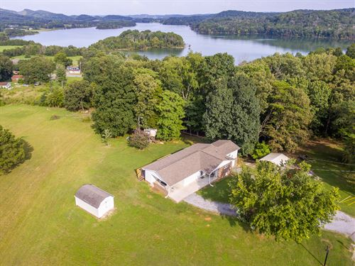 3 Bed 2 Bath Home On 2 1/2 Acres : Bean Station : Grainger County : Tennessee