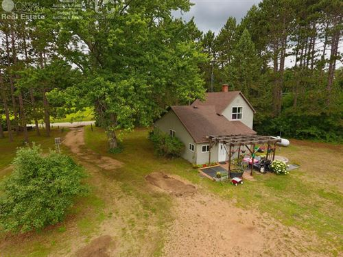 Charming Hobby Farm In Sc Wi : Friendship : Adams County : Wisconsin