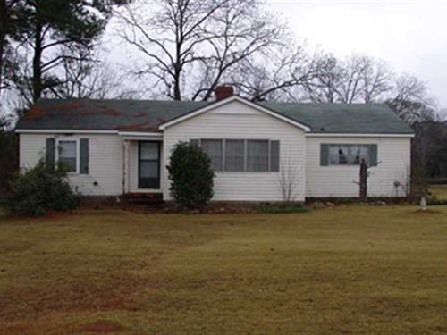 Small Residential Farm in Henry Co : Abbeville : Henry County : Alabama