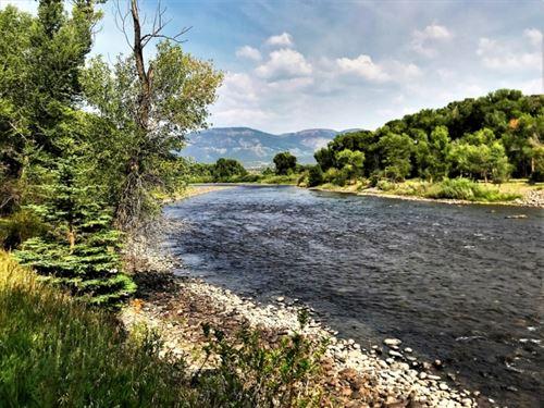 5-Acre River Lot : South Fork : Rio Grande County : Colorado