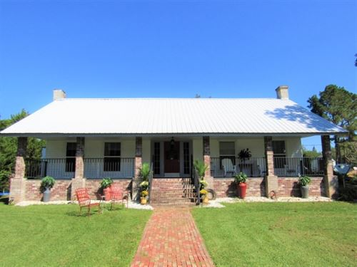 Home On 5 Acres In Lincoln County : Brookhaven : Lincoln County : Mississippi