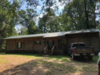 Manufactured Home And 8.5 Acres : McComb : Pike County : Mississippi