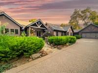 Exquisite Julian Estates Home : Julian : San Diego County : California