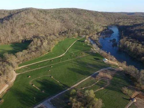 2.06 Acres, Current River, For Sal : Van Buren : Carter County : Missouri