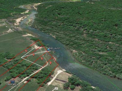 6.15 Acres For Sale, Current River : Van Buren : Carter County : Missouri