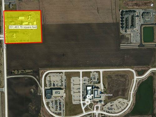 8 Ac Andermann Commercial : Plainfield : Will County : Illinois