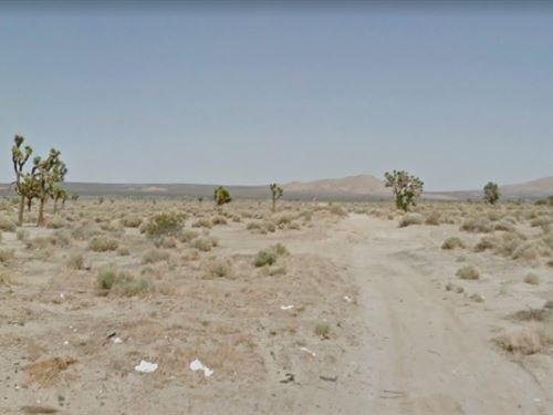 2.31 Acres In Lancaster, CA : Lancaster : Los Angeles County : California