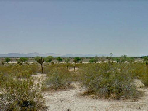 5.05 Acres In Palmdale, CA : Palmdale : Los Angeles County : California