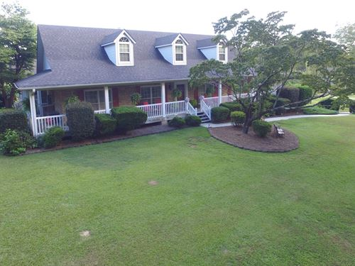 4Br 3Ba On 6 Acres : Moody : Saint Clair County : Alabama