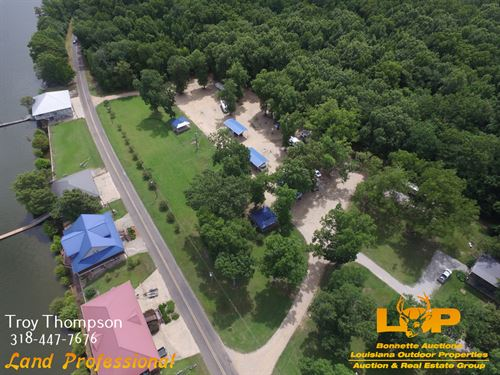 Uncle Bud's Rv Park Larto : Jonesville : La Salle Parish : Louisiana