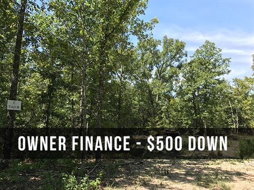 5.5 Acres With Nice Timber And Grea : Drury : Douglas County : Missouri
