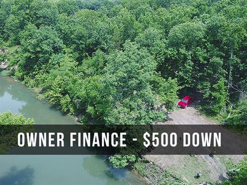 10 Acres On Niangua River : Lebanon : Dallas County : Missouri