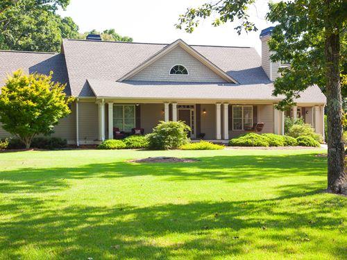 Custom Home In The Country : Rutledge : Morgan County : Georgia