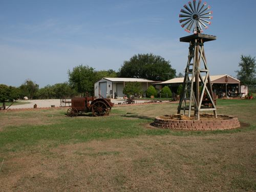 Millsap Ranch With Many Options : Millsap : Parker County : Texas