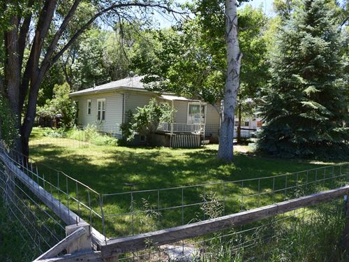 Dalley Road Country Home : Riverton : Fremont County : Wyoming