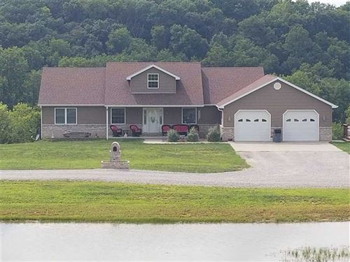Spacious Country Home on 7 Acres : Hannibal : Ralls County : Missouri