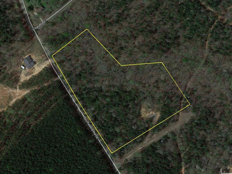 Residential Tract With Acreage : Eatonton : Putnam County : Georgia
