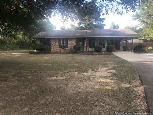 Desirably Located Home : Wesson : Lincoln County : Mississippi