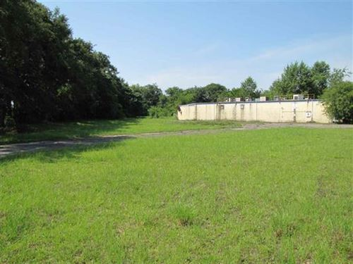 Large Warehouse And 3 Br/2 Ba Home : Madison : Florida