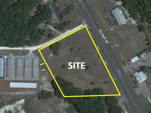 12550 Nw Hwy 19 : Chiefland : Levy County : Florida