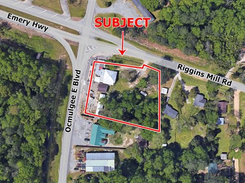 Motivated Seller - Corner Lot : Macon : Bibb County : Georgia