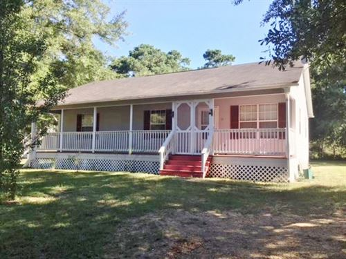 Home Near Tylertown, MS For Sale On : Tylertown : Walthall County : Mississippi