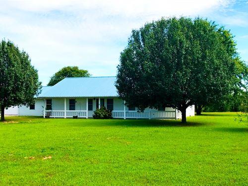 Pocahontas Arkansas Country Home 2 : Pocahontas : Randolph County : Arkansas