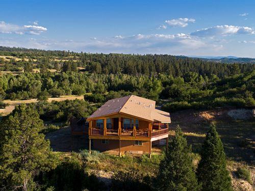 Chama New Mexico Homes Cabins : Chama : Rio Arriba County : New Mexico