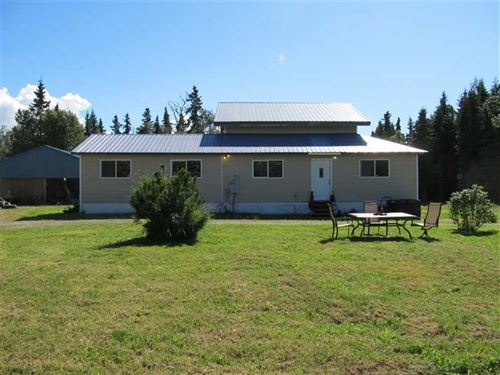 Reduced, Motivated Sellers, 3 Bedr : Kasilof : Kenai Peninsula Borough : Alaska