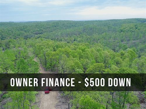 8 Acres With Paved Frontage Hr16 : Drury : Douglas County : Missouri